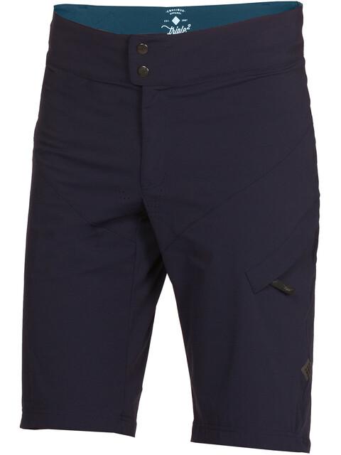 Triple2 Barg Shorts Men Peacoat